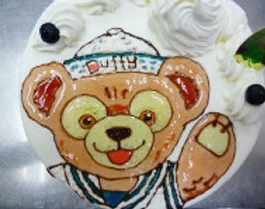 直接デザインケーキ