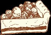 シンプルケーキ