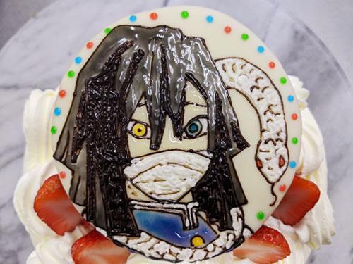 キャラクターケーキ2
