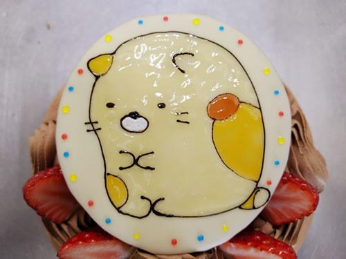 キャラクターケーキ17